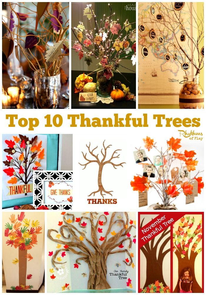 There are many ways to design and use a thankful tree. The one thing that they all have in common is cultivating an attitude of gratitude in the home.  Creating and using one is a Thanksgiving activity the whole family will enjoy.