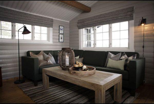 Blogg Home and Cottage: Eventyrlig oppussing på Finnskogen