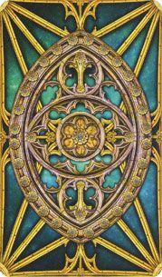 Caixa do Tarot Illuminati Dorso das cartas do Tarot Illuminati ...