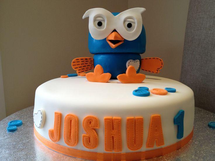 My godson's 1st birthday cake