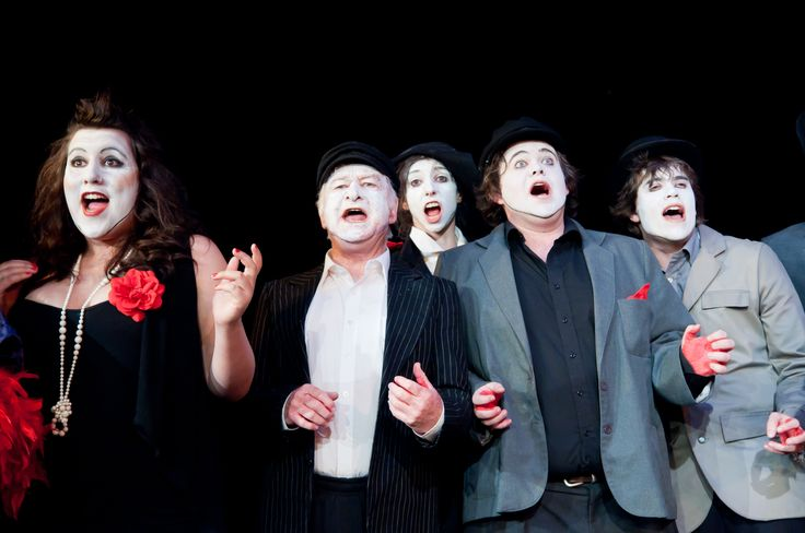 Thieves and whores - 'The Threepenny Opera' by Bertolt Brecht, produced by Felt Tip Theatre Company