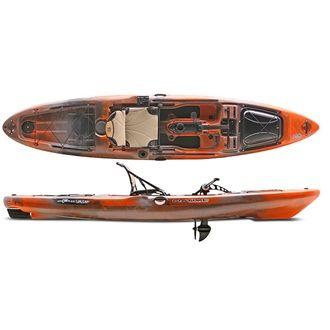 Boom native watercraft slayer 13 propel kayak 2014 for Fishing kayak with pedals