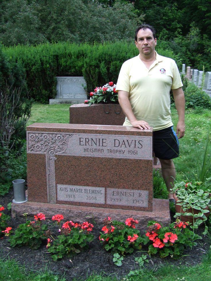 Ernie Davis - First African American Heisman Trophy Winner - Elmira, Ny