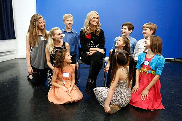 17 best images about nbc 39 s 2013 the sound of music live for How many kids does carrie underwood have