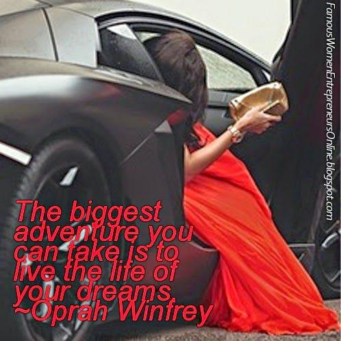 Famous Women Entrepreneurs http://famouswomenentrepreneursonline.blogspot.com/