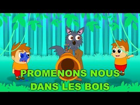 Savez-vous planter les choux? | Chansons pour enfants | Mini TFO - YouTube