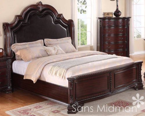 Bedroom Furniture Ebay. Trendy Richmond Leather Sectional ...