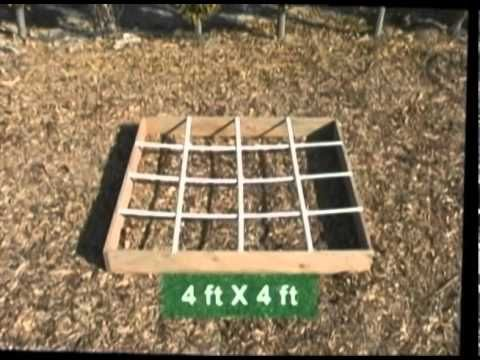 Intro to Square Foot Gardening