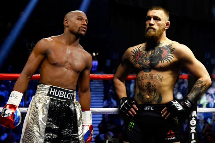 Floyd Mayweather Agrees to Fight Conor McGregor in 8-Ounce Gloves