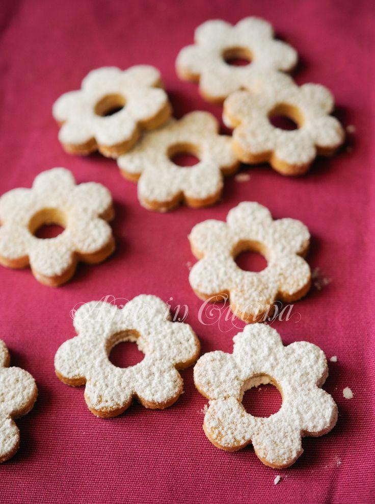 Canestrelli ricetta biscotti tipici facili vickyart arte in cucina