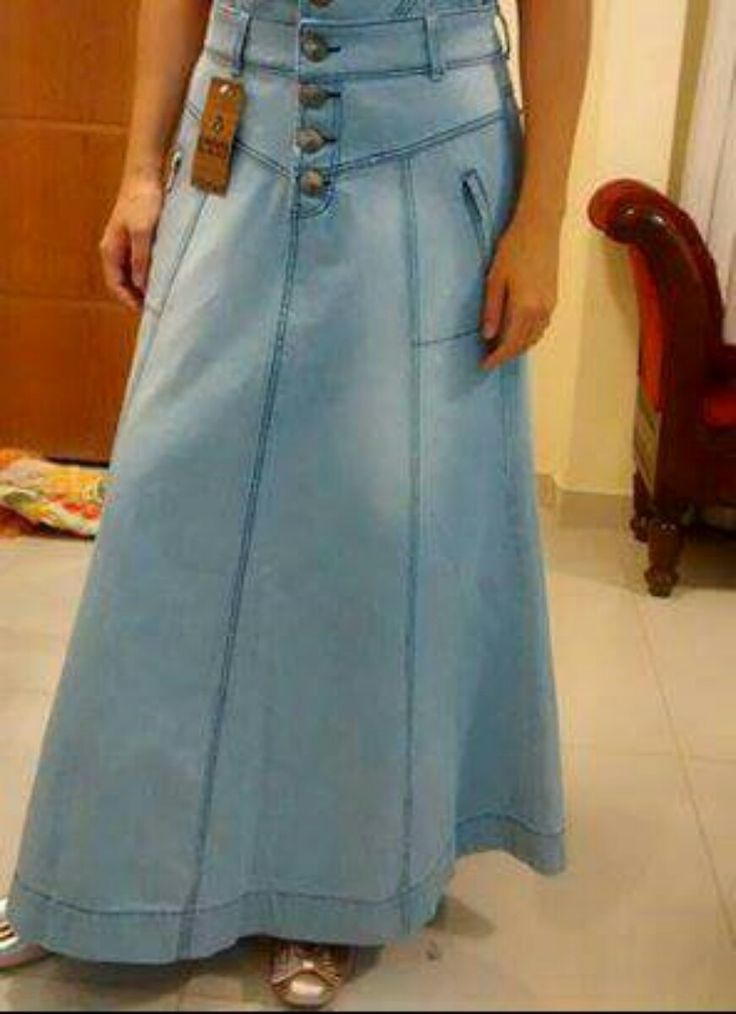 saia jeans longa[ - Bing Imagens