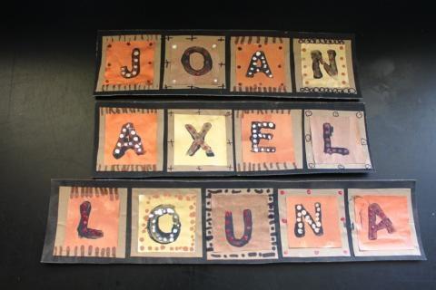 alphabet aborigene yapa