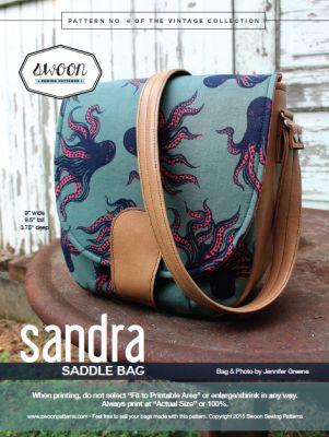 Swoon Sandra Saddle Bag
