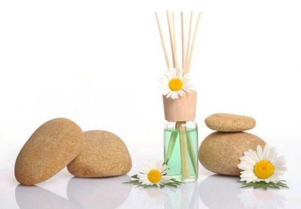 Il classico deodorante per ambienti che usiamo per profumare casa contiene sostanze inquinanti e nocive sia per la salute che per l'ambiente: la scritta ...