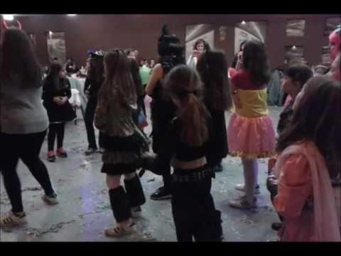 Πάρτι μασκέ - 3ο Δημοτικό σχολείο Καλαμπάκας (Palazzo)