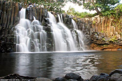 The Rochester Waterfall | Mauritius
