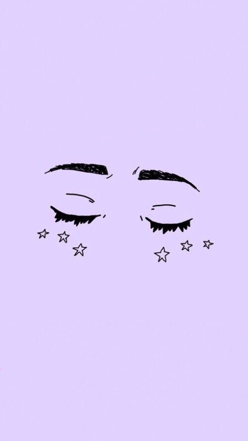 purple, wallpaper, and eyes image