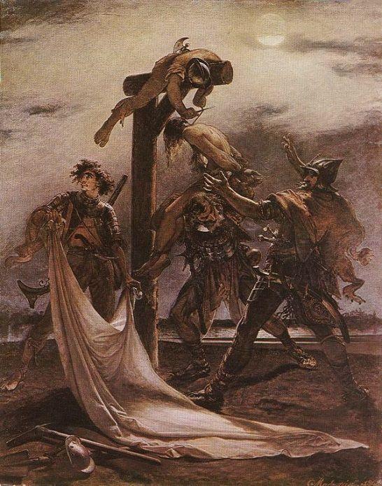 Madarász Viktor - Dózsa népe
