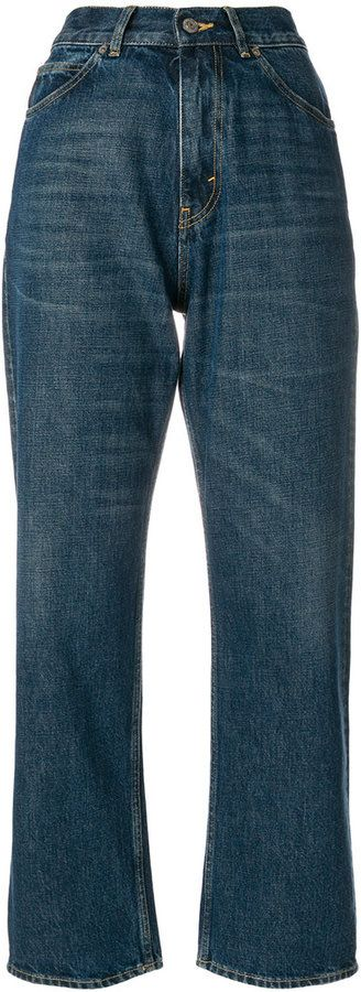 Golden Goose Deluxe Brand cropped ankle length jeans