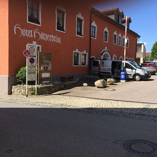 Hotel- Restaurant in Ebersberg