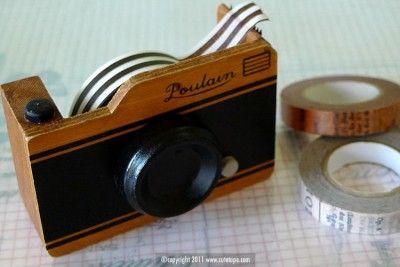 Camera Tape Dispenser - Tape Dispenser