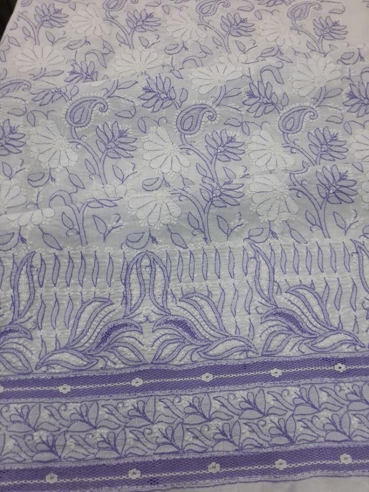 17 Best Images About EmbChikankari On Pinterest  Naeem