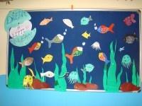 Ocean | Bulletin Board Ideas