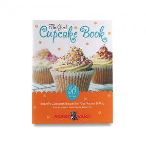 Nordic Ware The Great Cupcake Book Golda's Kitchen