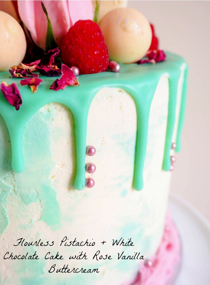 white chocolate cake chocolate cakes drip cakes vanilla buttercream ...