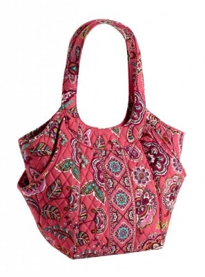 Vera Bradley: Style Totes, Diapers Bags, Bags Pursesto, Bradley Side, Handmade Pur, Bolsa Bags, Purses Bags, Vera Bradley, Side Totes
