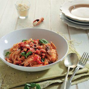 Ratatouille Spaghetti #Dinner #Recipe #Ratatouille #SouthAfrica