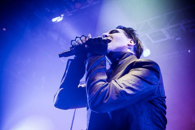 Algunas fotos de la gira The Pale Emperor de Marilyn Manson | VICE | Colombia