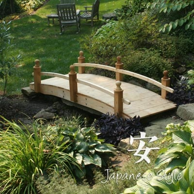 1000 images about bridges on pinterest gardens family for Fish pond bridges