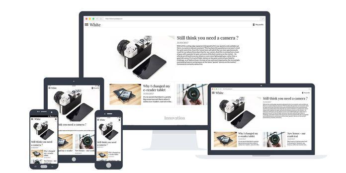 Mobile UI first : une nouvelle façon de penser l'interaction avec son aucience via e-marketing.fr