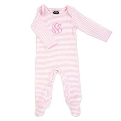 24 best baby gifts images on pinterest baby gifts baby presents from thingsremembered perfect for sweet dreams and naptime our personalized pink candy striped sleeper wraps your little negle Choice Image