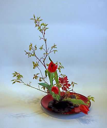 Flower Arrangements Basics: 2581 Best Ikebana Images On Pinterest