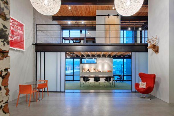 Офисные помещения фирмы Wint 04