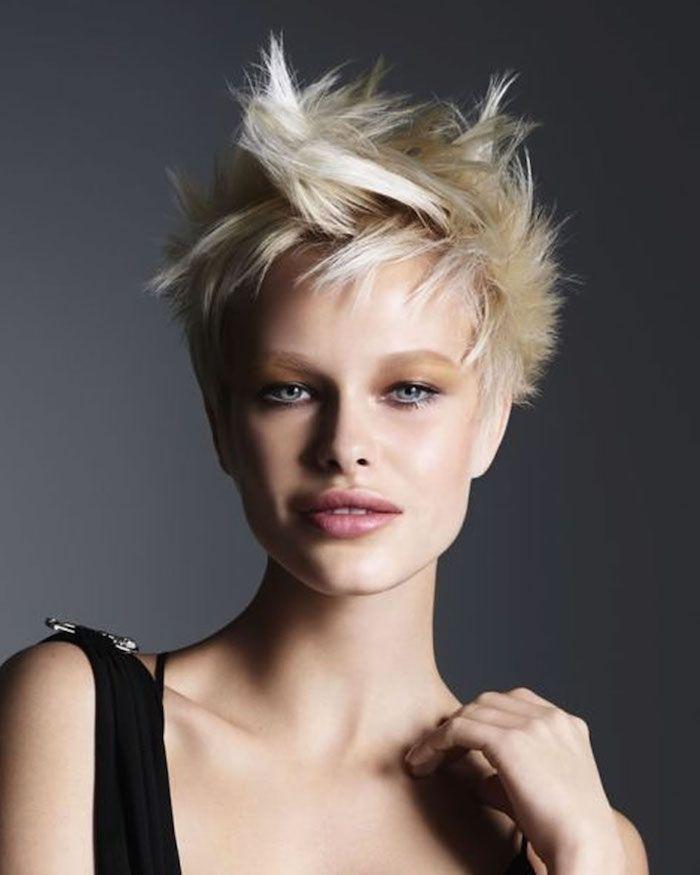 1001 Ideen Fur Kurze Haare Stylen Anleitung Und Nutzliche