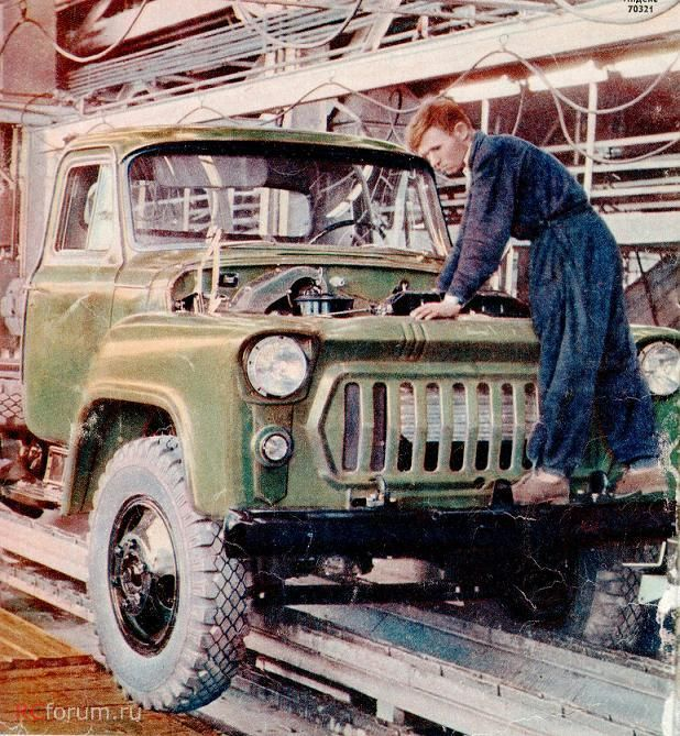 02 ГАЗ-52 1963 год