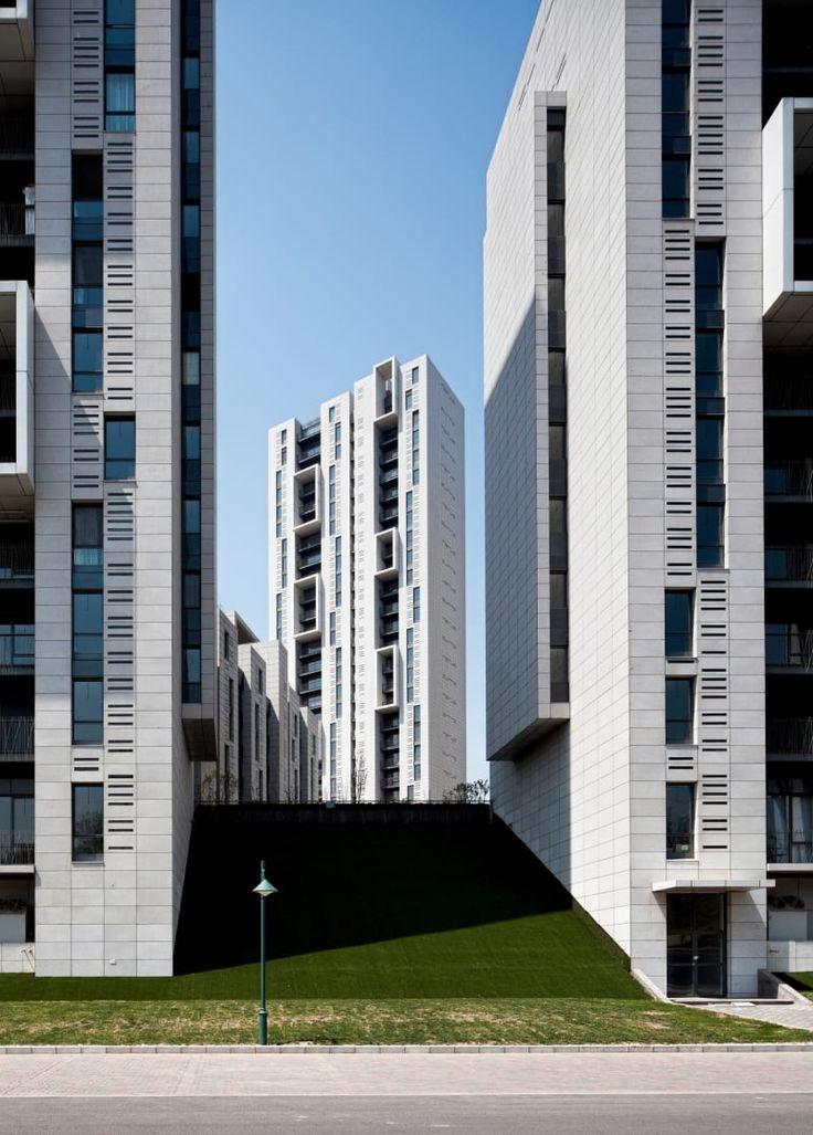 schmidt hammer lassen architects · Andersen Garden Housing Complex