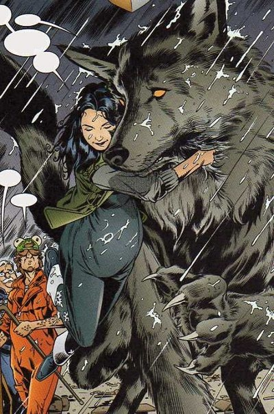 Bigby wolf and snow white kids - photo#9