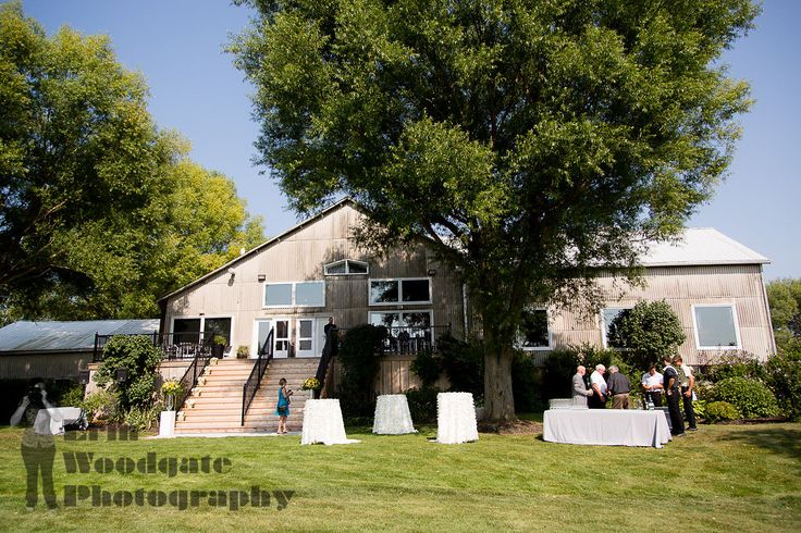 The Barn. Rustic Country Weddings