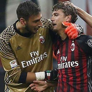 Oh yes . Milan 1 Juventus 0