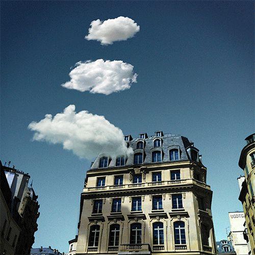 Photos and Artworks Set in Motion by Nicolas Monterrat | iGNANT.de