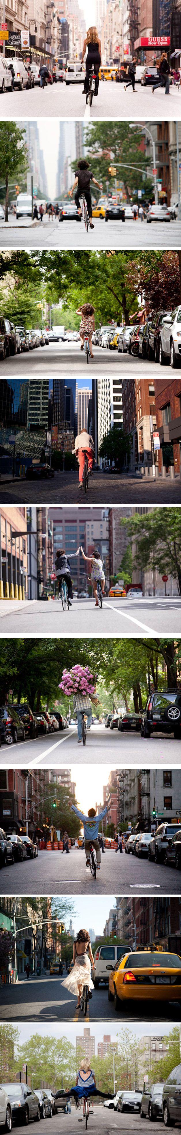 The amazing pleasure of biking II