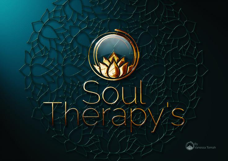 Logotipo criado pela Ópera para a Astróloga e Terapeuta Vanessa Tomah de São Bernardo do Campo | SP.
