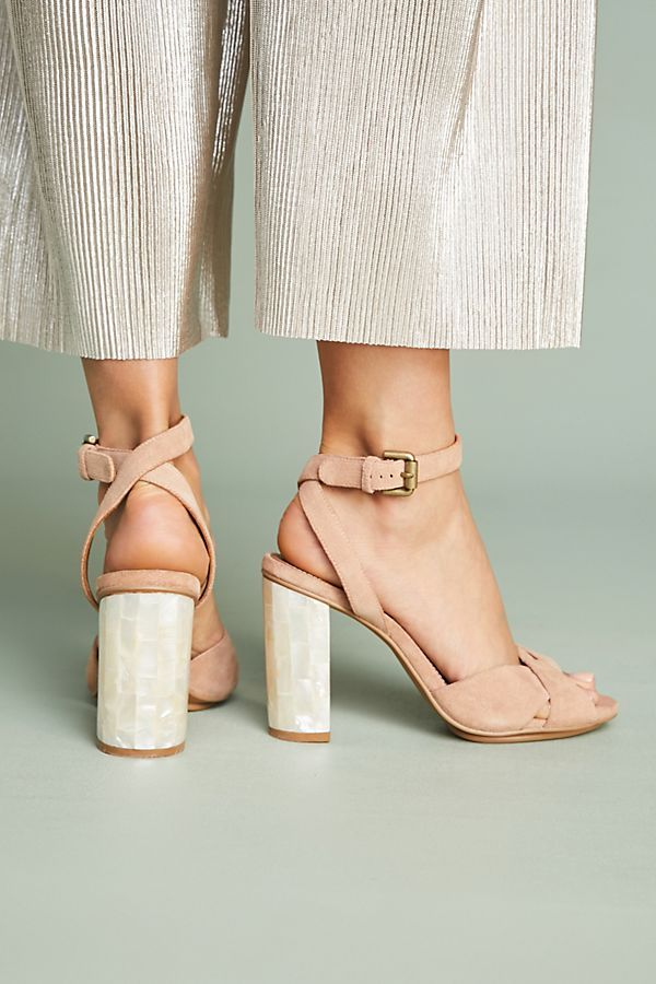 52a20c23bd See by Chloe Ankle Strap Heels in 2019 | shoe obsessed | Ankle strap ...