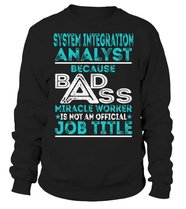System Integration Analyst - Badass Miracle Worker