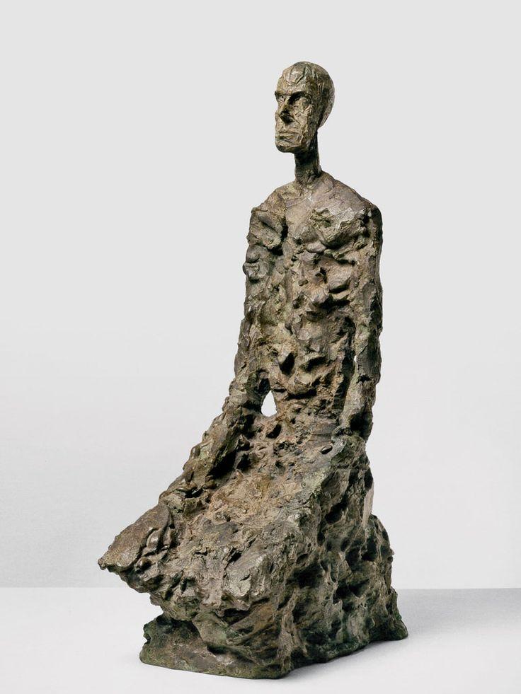 Выставка Альберто Джакометти в Гамбурге (фото 6)