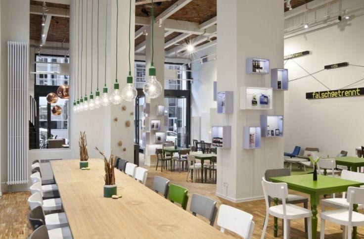 Creative Pleasant Cozy Cafe Interior Design By NEST ONE Ferrymaps Inspiration